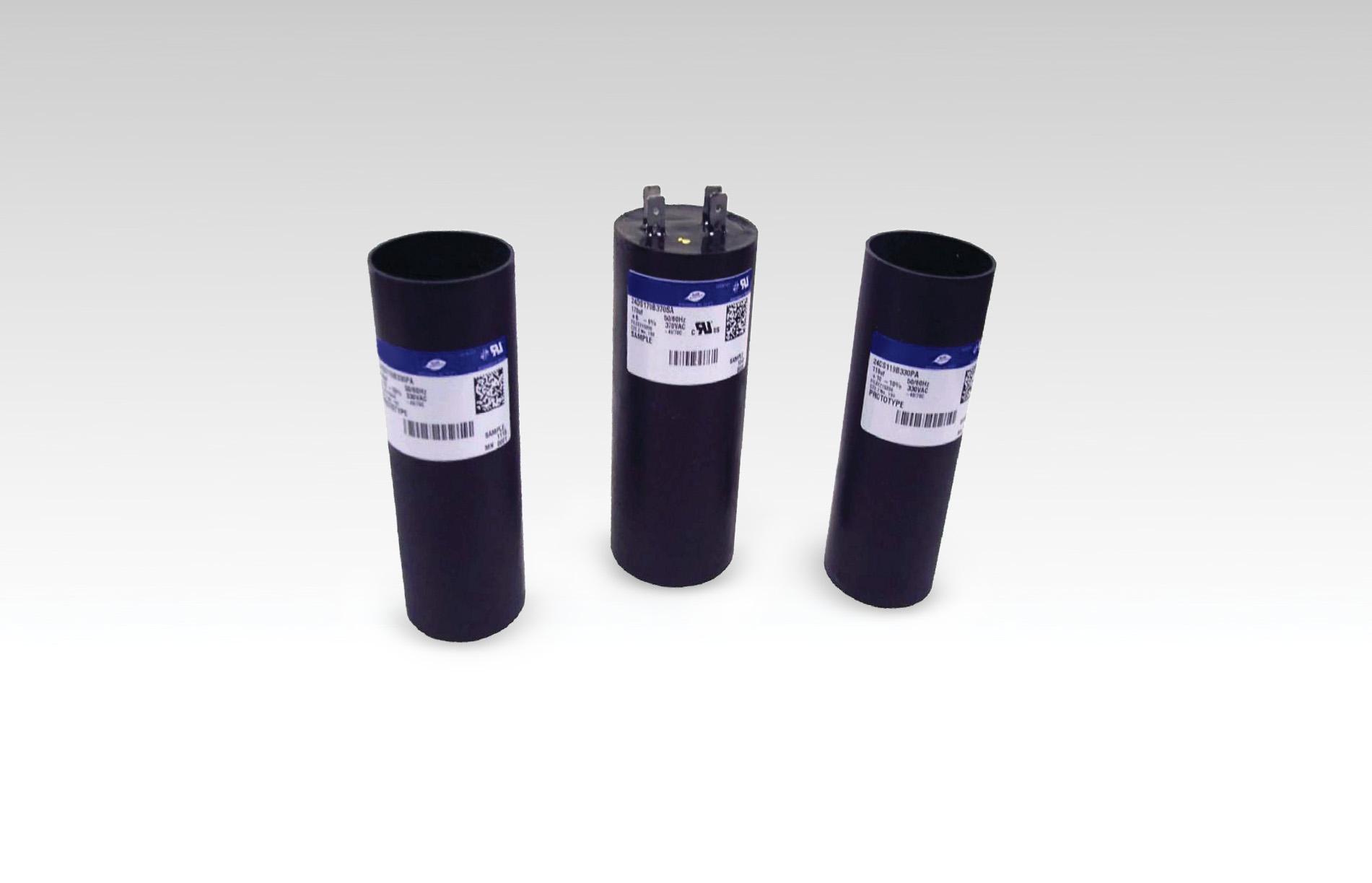 Dry Motor Start Capacitors