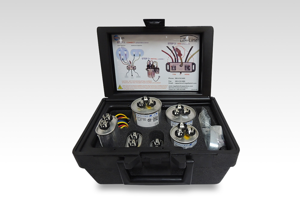 Life Line Capacitors Kits